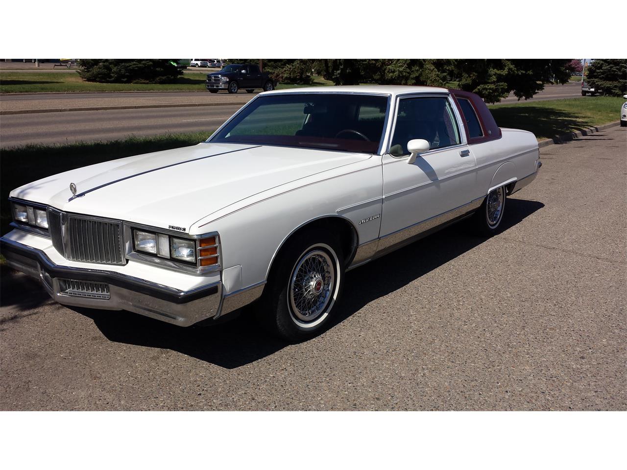 1981 Pontiac Parisienne For Sale Classiccars Com Cc 853354