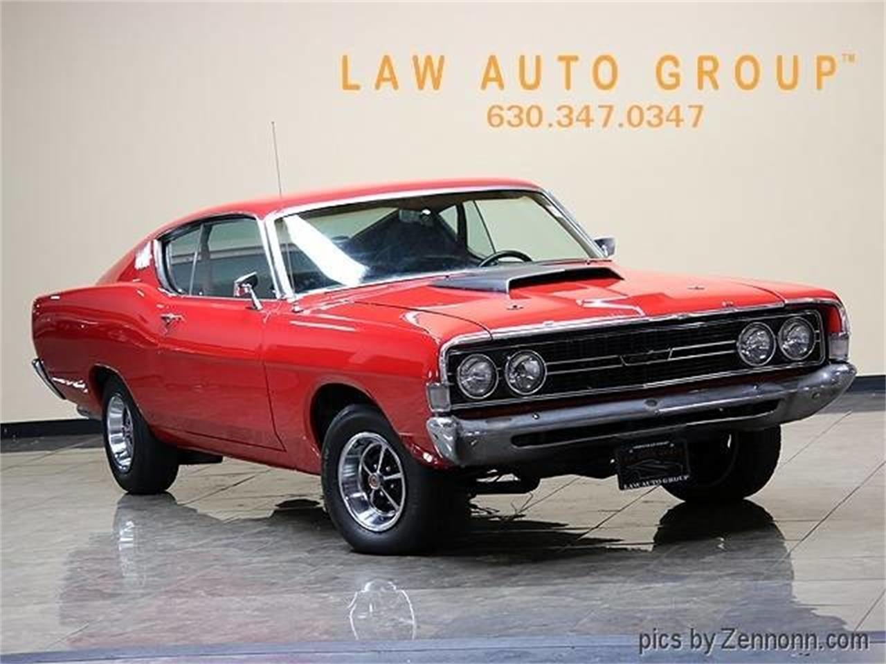 Law Auto Group >> 1968 Ford Torino Project Car For Sale Classiccars Com Cc 854790