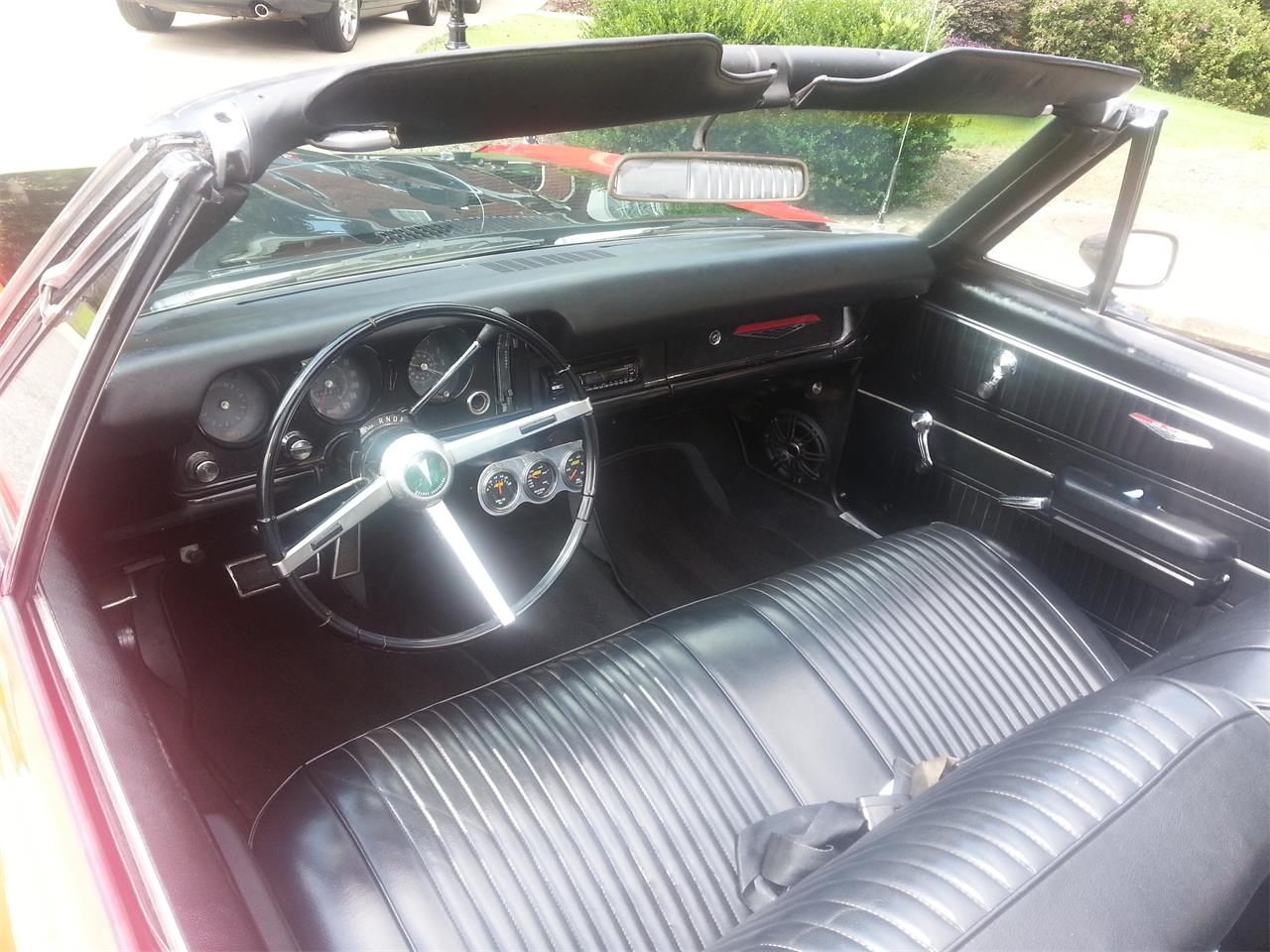 Large Picture of Classic '68 Tempest located in Woodstock Georgia Offered by a Private Seller - IBL4