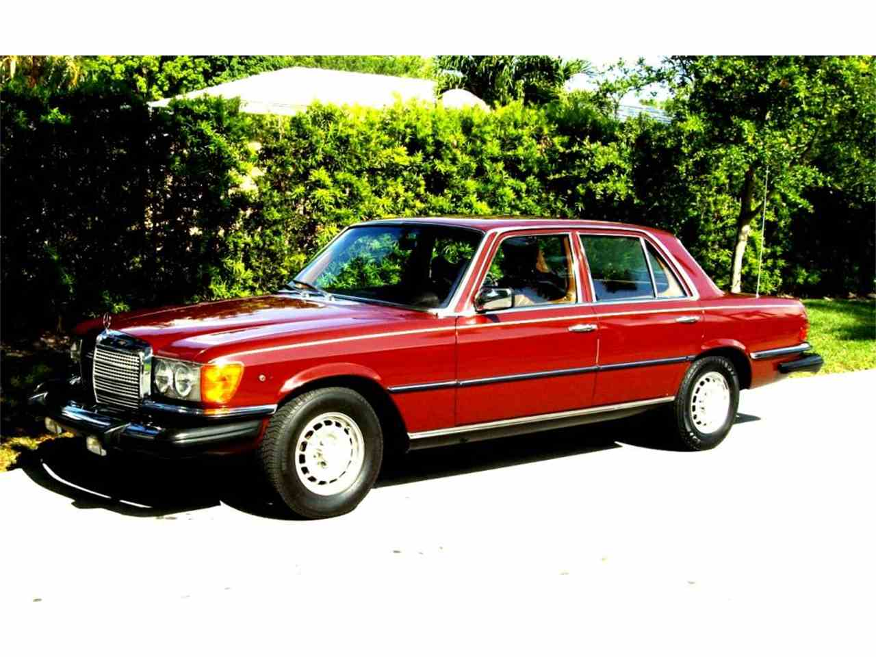 1980 mercedes benz 280se for sale cc for Mercedes benz for sale in florida
