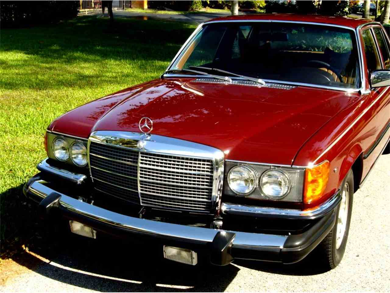 1980 mercedes benz 280se for sale cc for Mercedes benz for sale miami