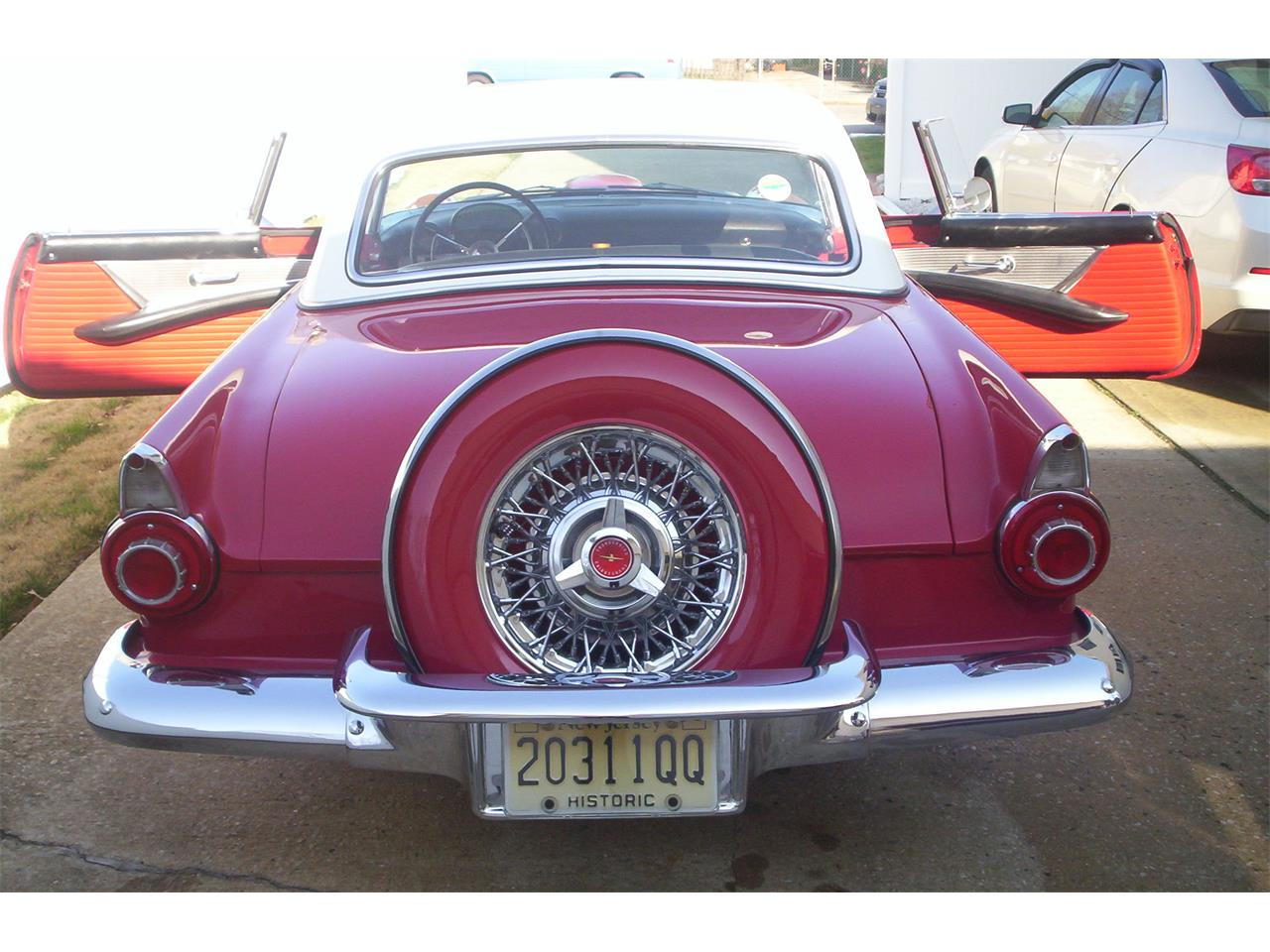 Large Picture of Classic '56 Ford Thunderbird - $42,950.00 - IBM5