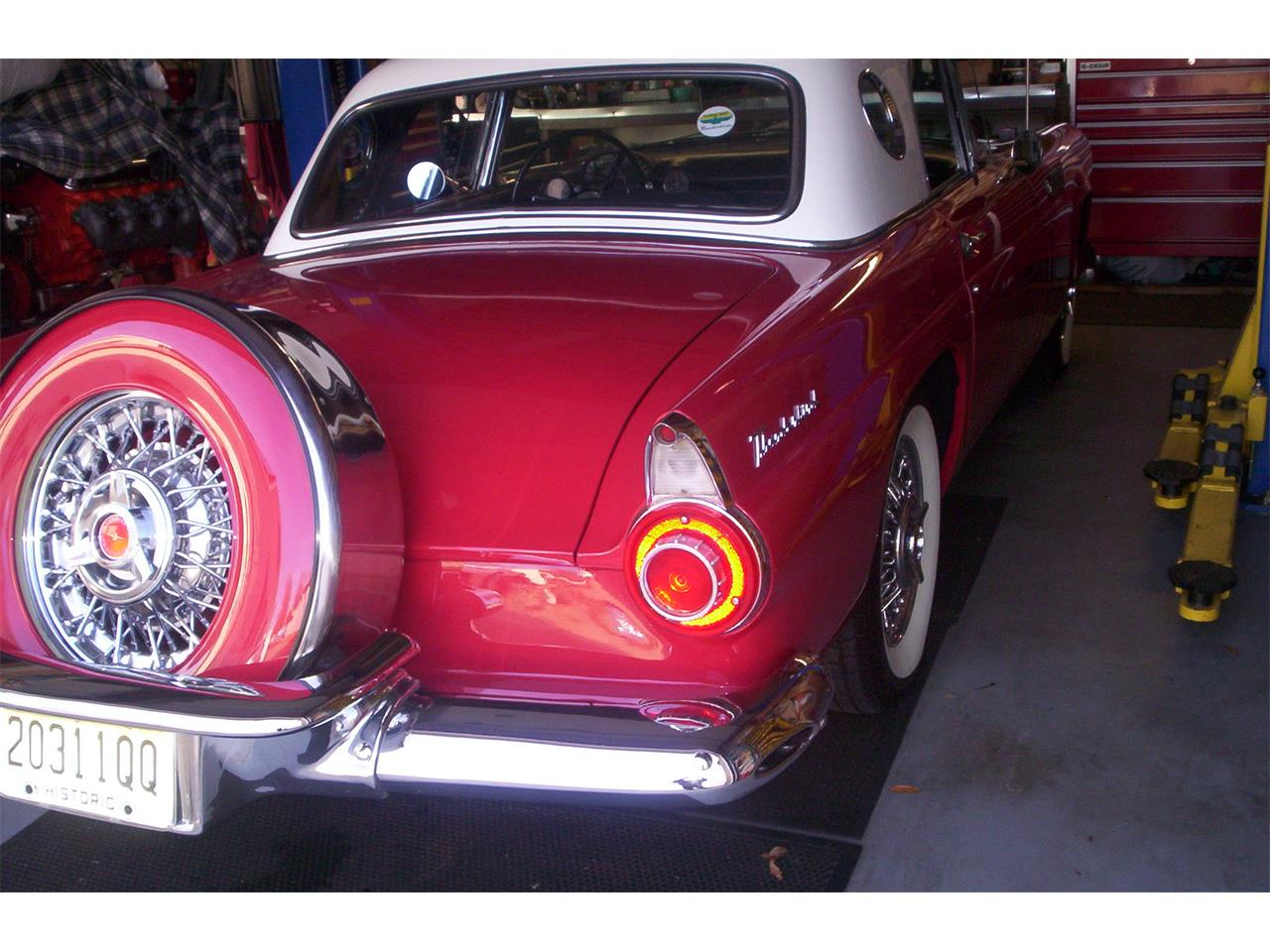 Large Picture of Classic 1956 Thunderbird - $42,950.00 Offered by a Private Seller - IBM5