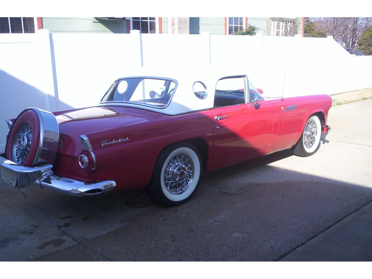Large Picture of '56 Ford Thunderbird located in Villas New Jersey Offered by a Private Seller - IBM5