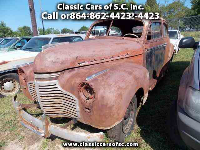 Picture of 1941 Chevrolet Sedan - $1,500.00 - IBPJ