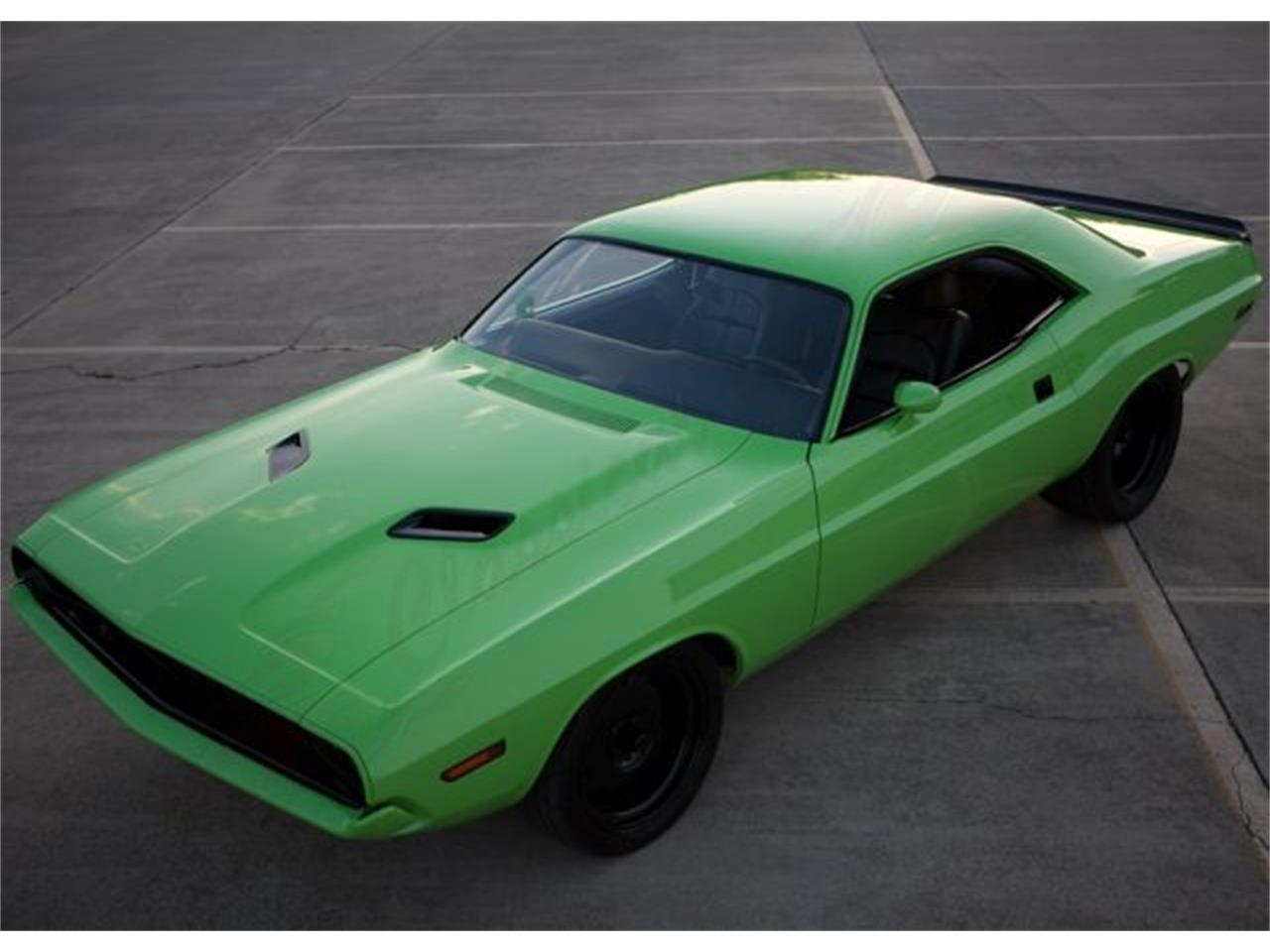 Large Picture of '70 Challenger - ICMC