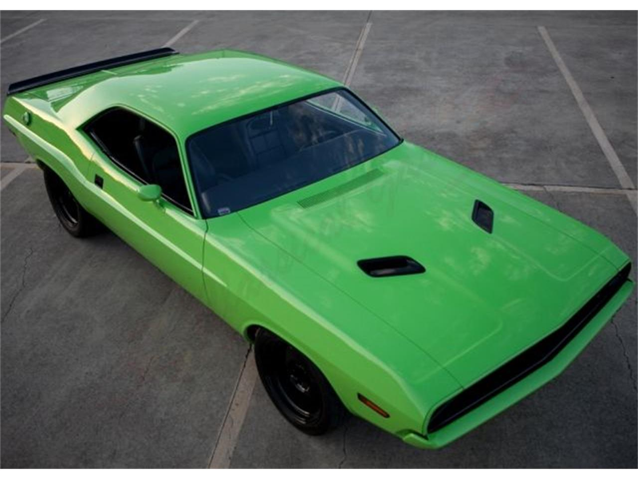 Large Picture of 1970 Challenger located in Texas - ICMC