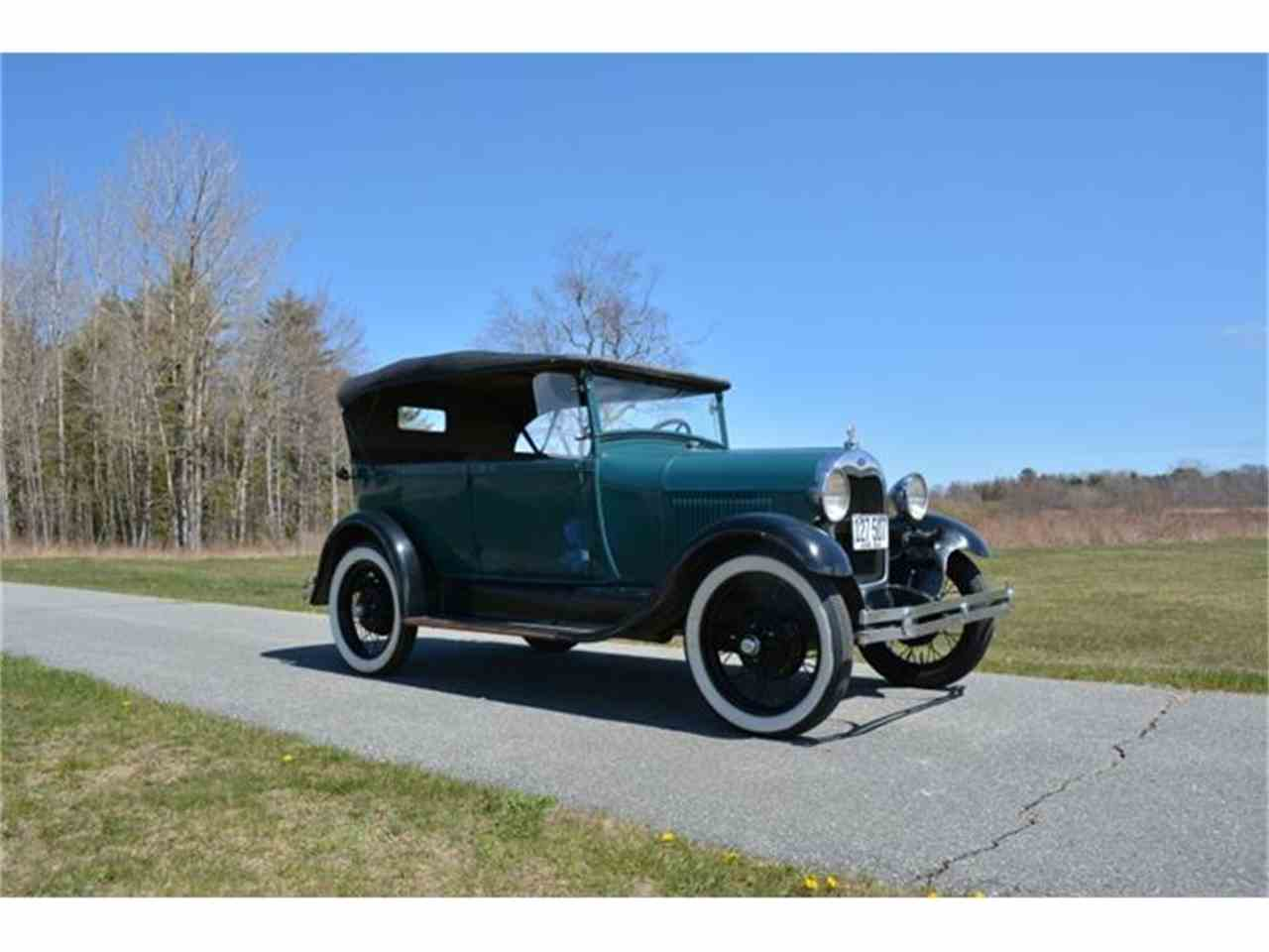 1928 Ford Phaeton for Sale | ClassicCars.com | CC-856713