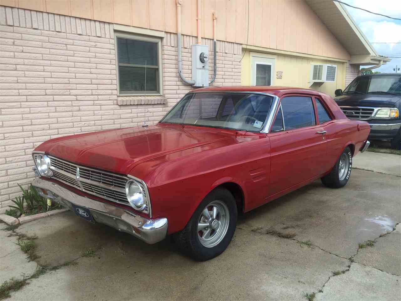 1967 Ford Falcon Futura for Sale | ClassicCars.com | CC-856982