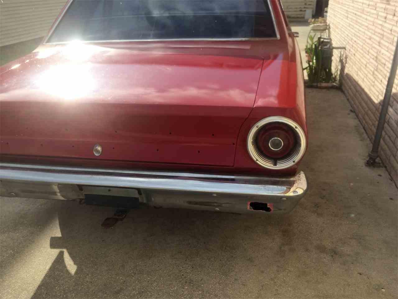 Large Picture of '67 Falcon Futura - ID92
