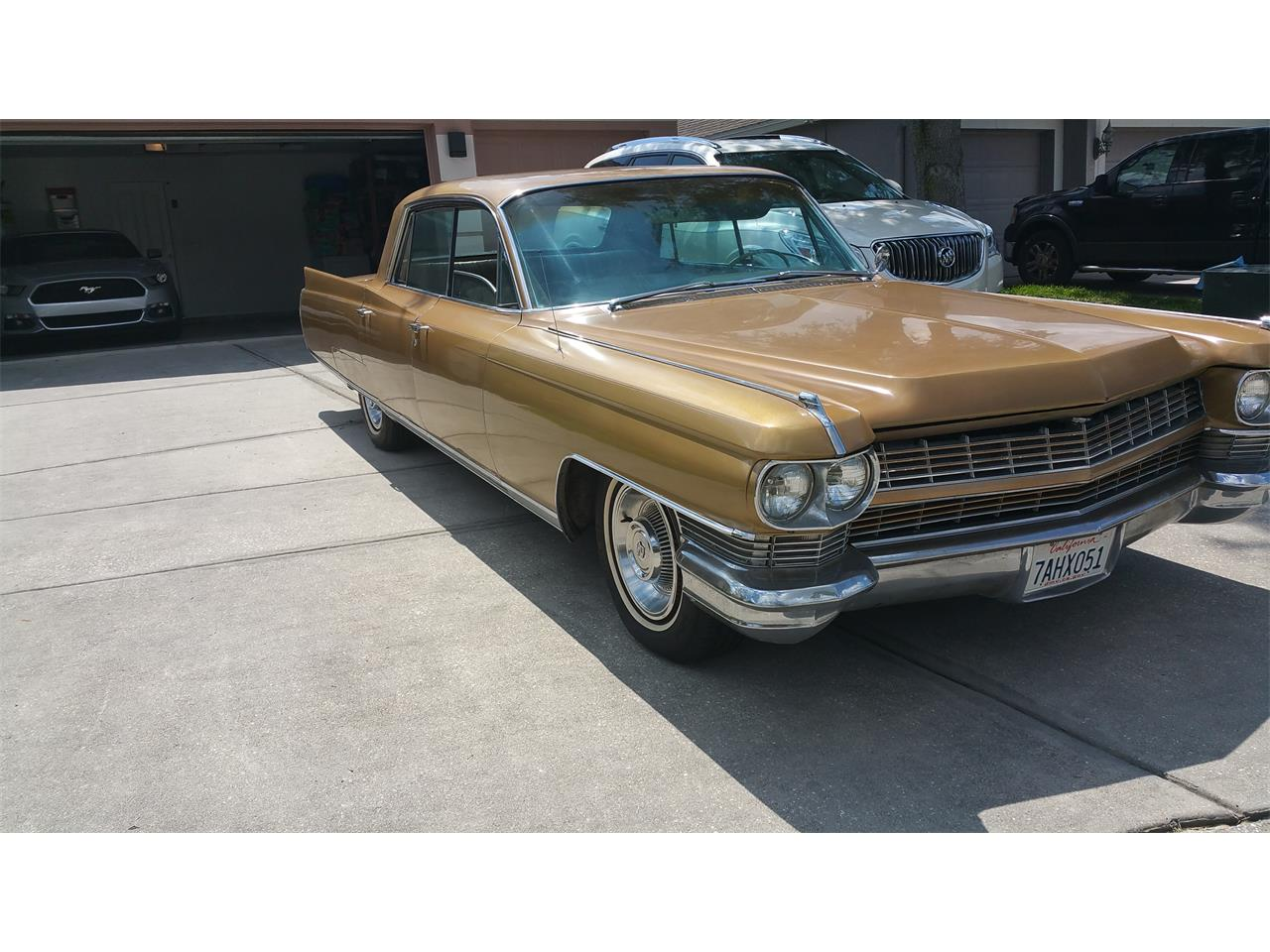 Large Picture of Classic 1964 Cadillac Fleetwood 60 Special - IDPD