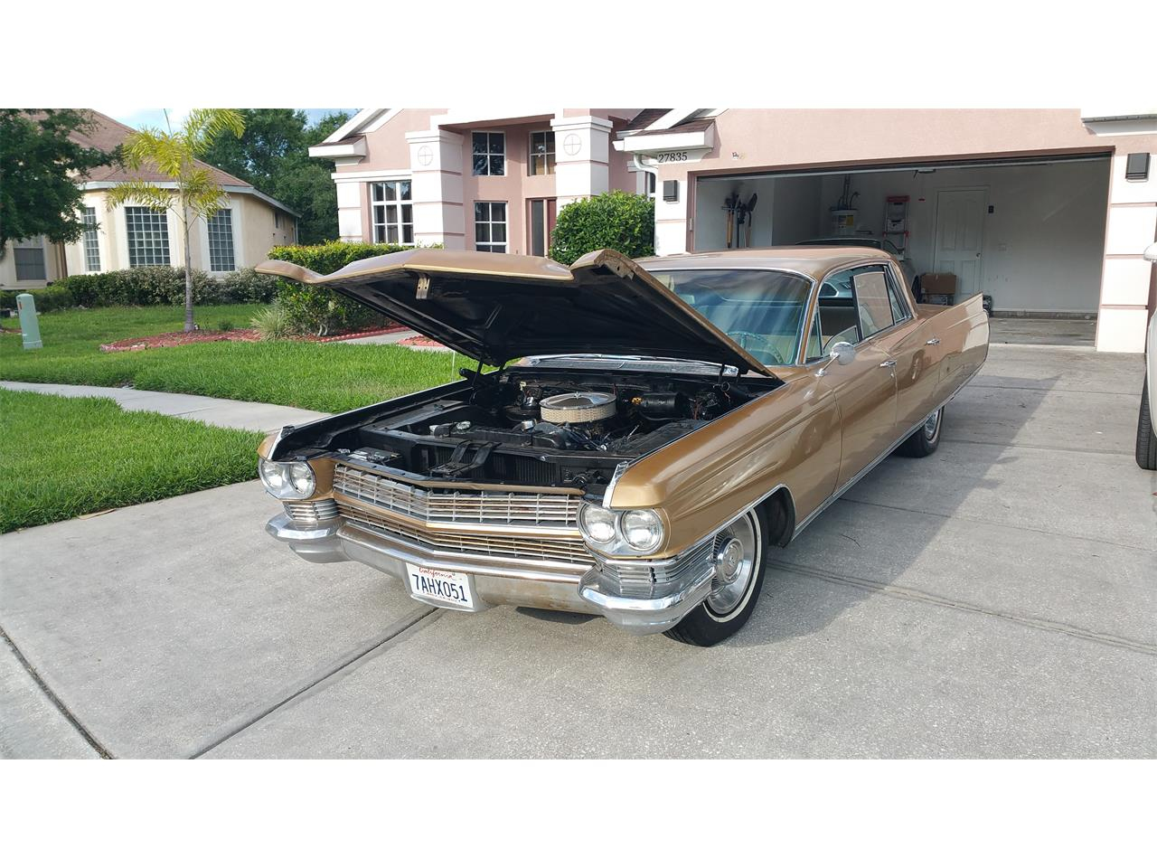 Large Picture of Classic '64 Cadillac Fleetwood 60 Special located in North Carolina - $7,900.00 Offered by a Private Seller - IDPD