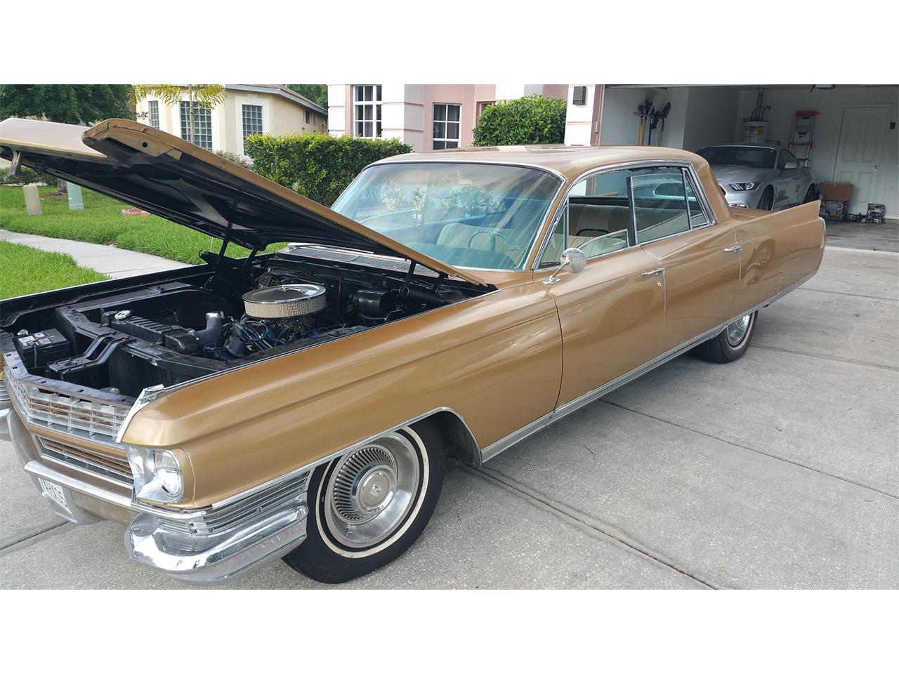 Large Picture of Classic 1964 Cadillac Fleetwood 60 Special located in Clemmons North Carolina Offered by a Private Seller - IDPD