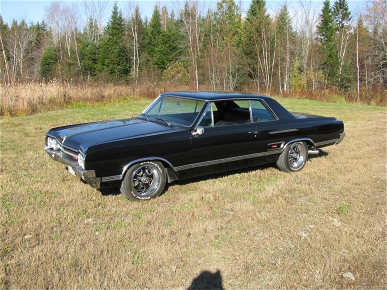 1965 Oldsmobile 442 For Sale Classiccars Com Cc 857649