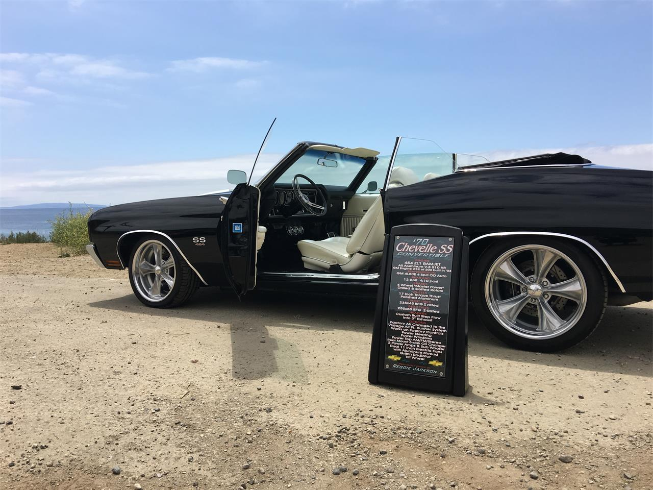 Large Picture of '70 Chevelle SS - IE8J