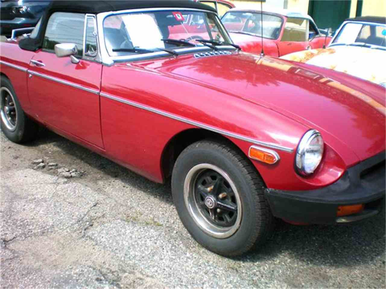 Large Picture of '78 MGB - IEQM