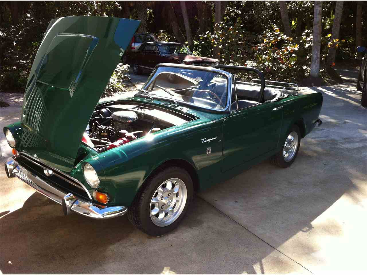 Large Picture of '67 Sunbeam Tiger - $50,000.00 Offered by a Private Seller - IER2