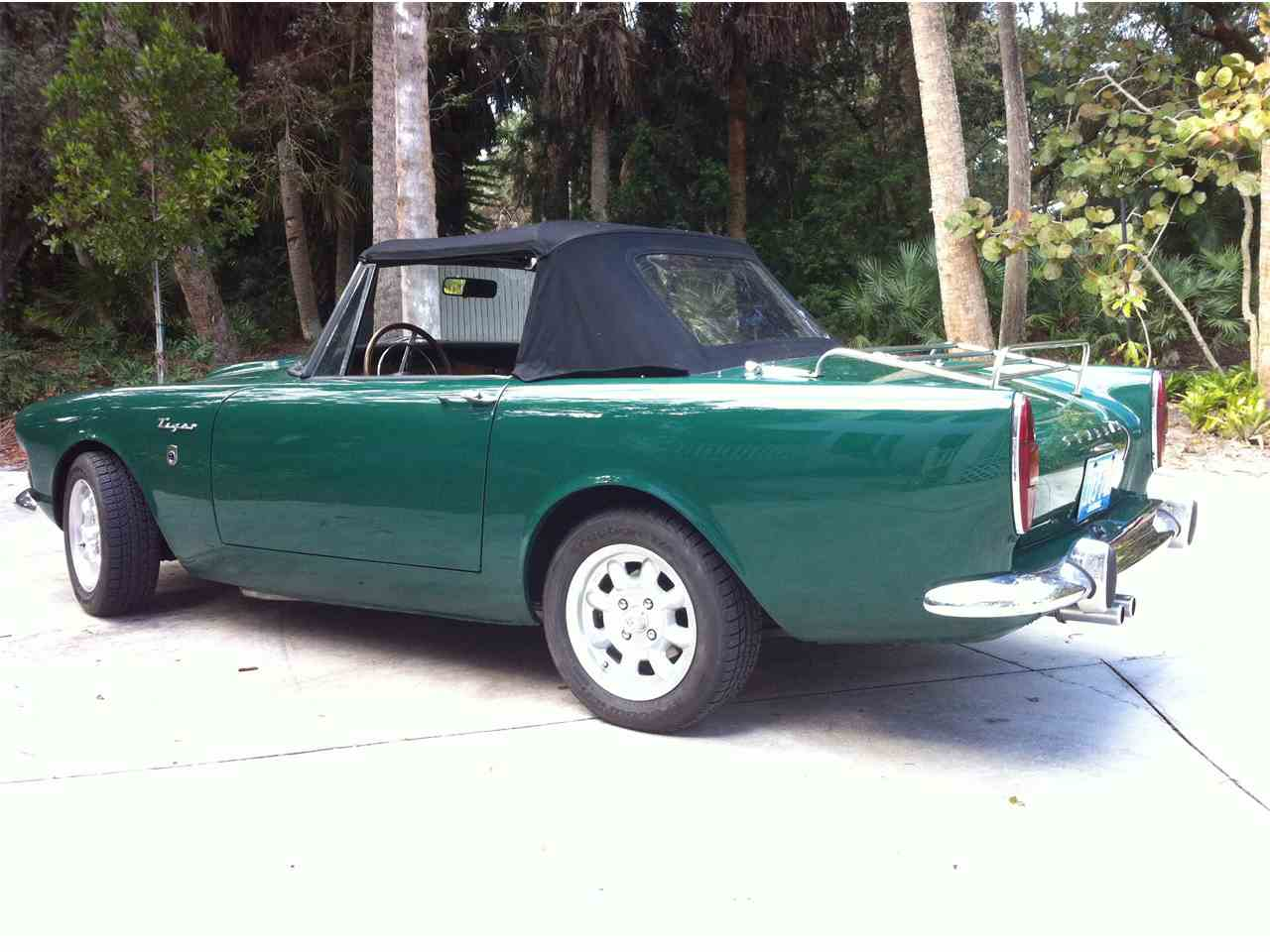 Large Picture of '67 Sunbeam Tiger Offered by a Private Seller - IER2