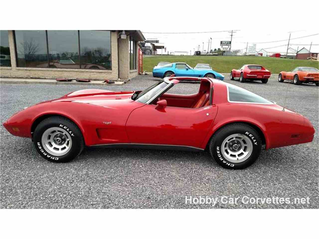 Large Picture of '78 Corvette - IERG