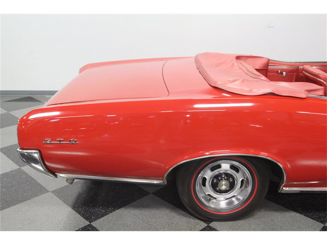 Large Picture of '66 GTO - IESM