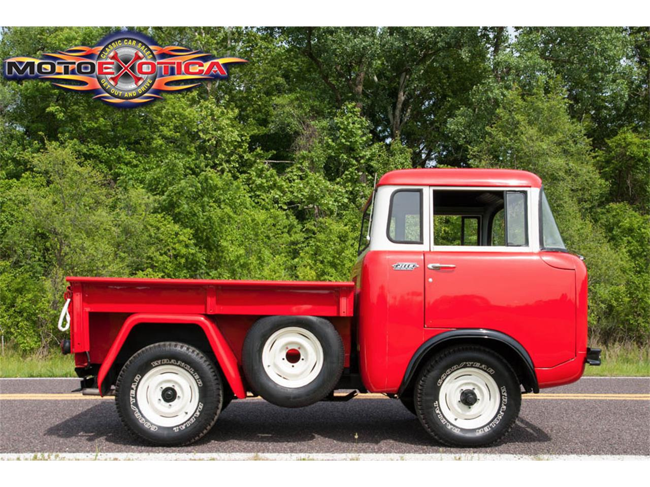 1958 Willys Jeep Fc150 For Sale Cc 858985 Fc 170 Truck Beds Large Picture Of 58 Iesp