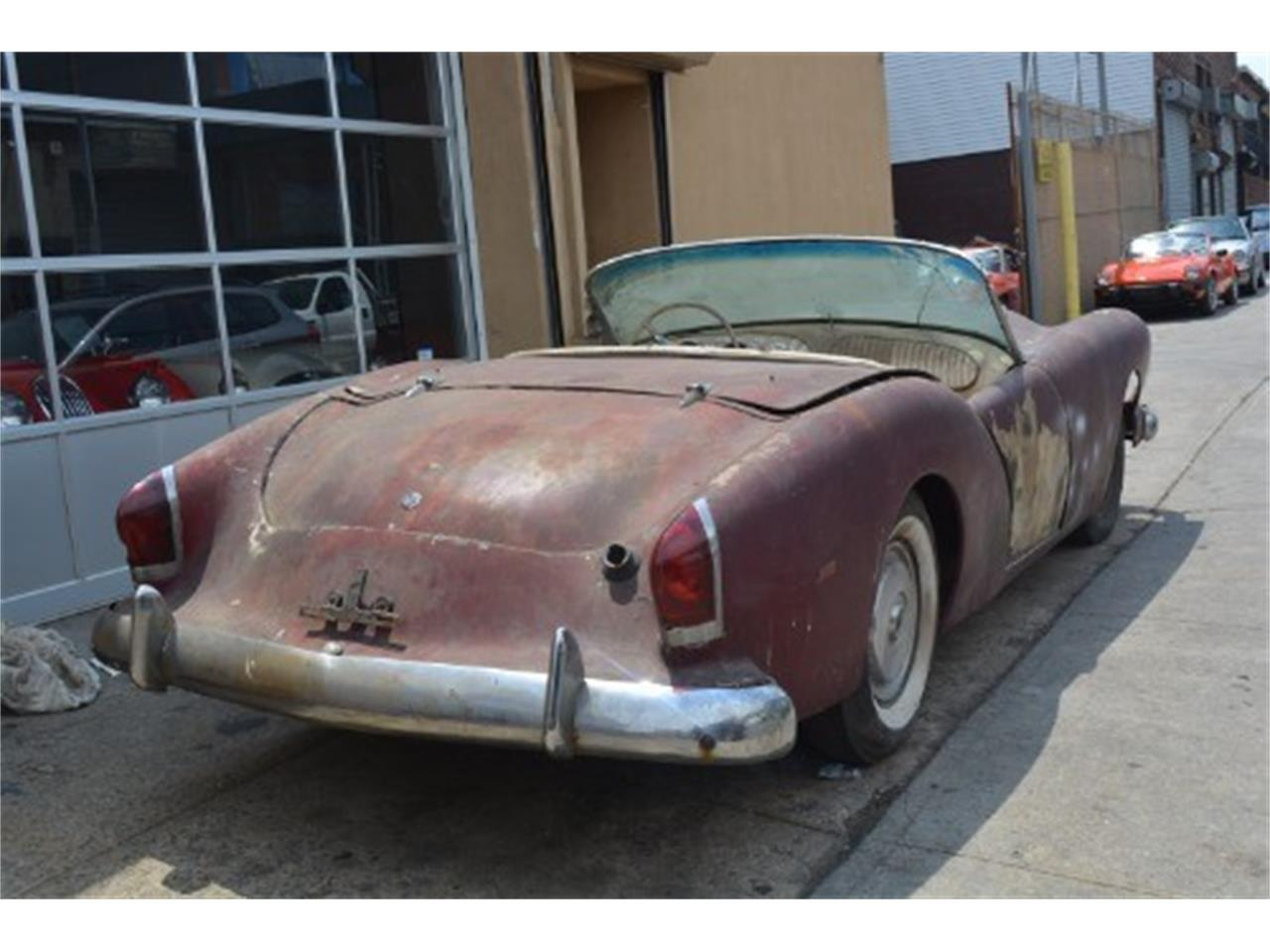 Large Picture of Classic 1954 Kaiser Darrin - $49,500.00 Offered by Gullwing Motor Cars - IETY