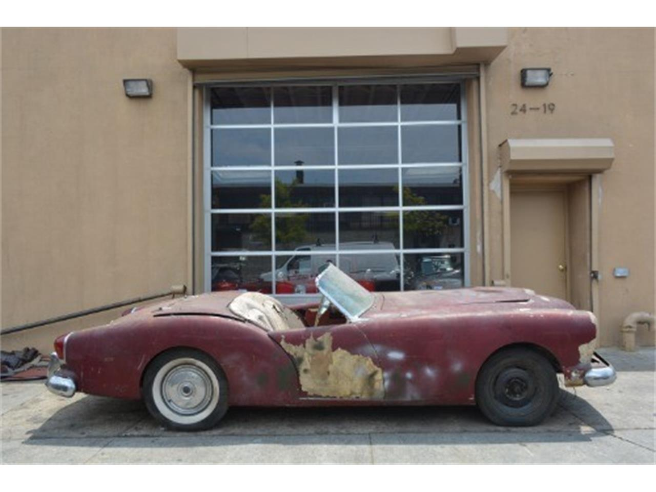 Large Picture of Classic 1954 Kaiser Darrin located in New York - $49,500.00 - IETY