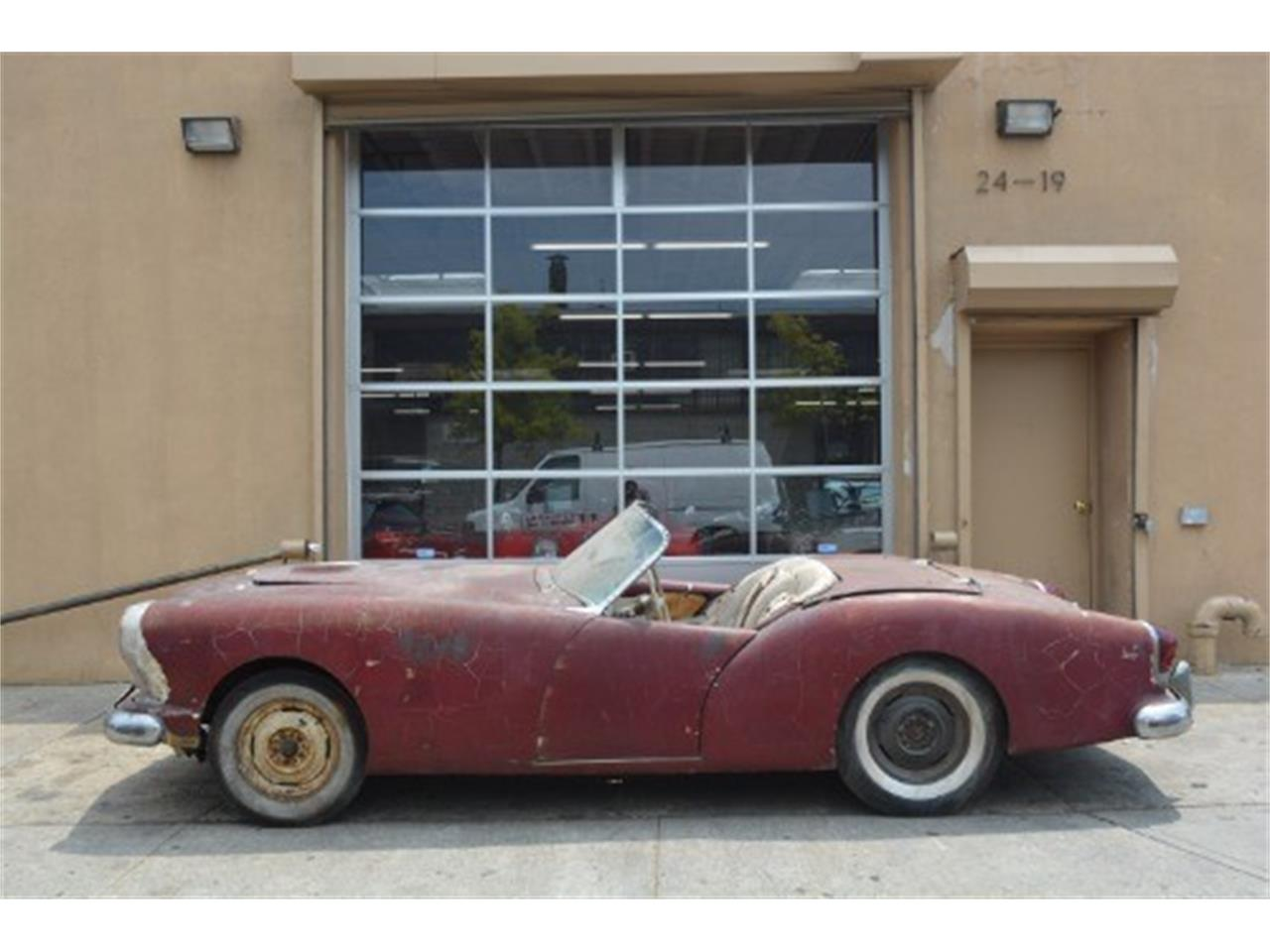 Large Picture of 1954 Darrin located in New York Offered by Gullwing Motor Cars - IETY