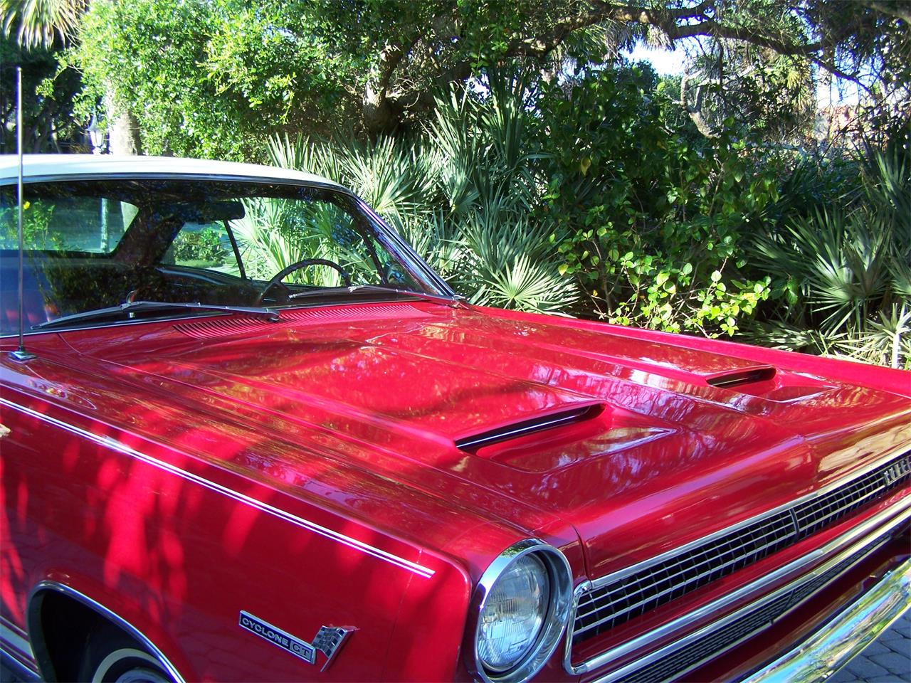 Large Picture of 1966 Cyclone GT - $29,900.00 - IEV2
