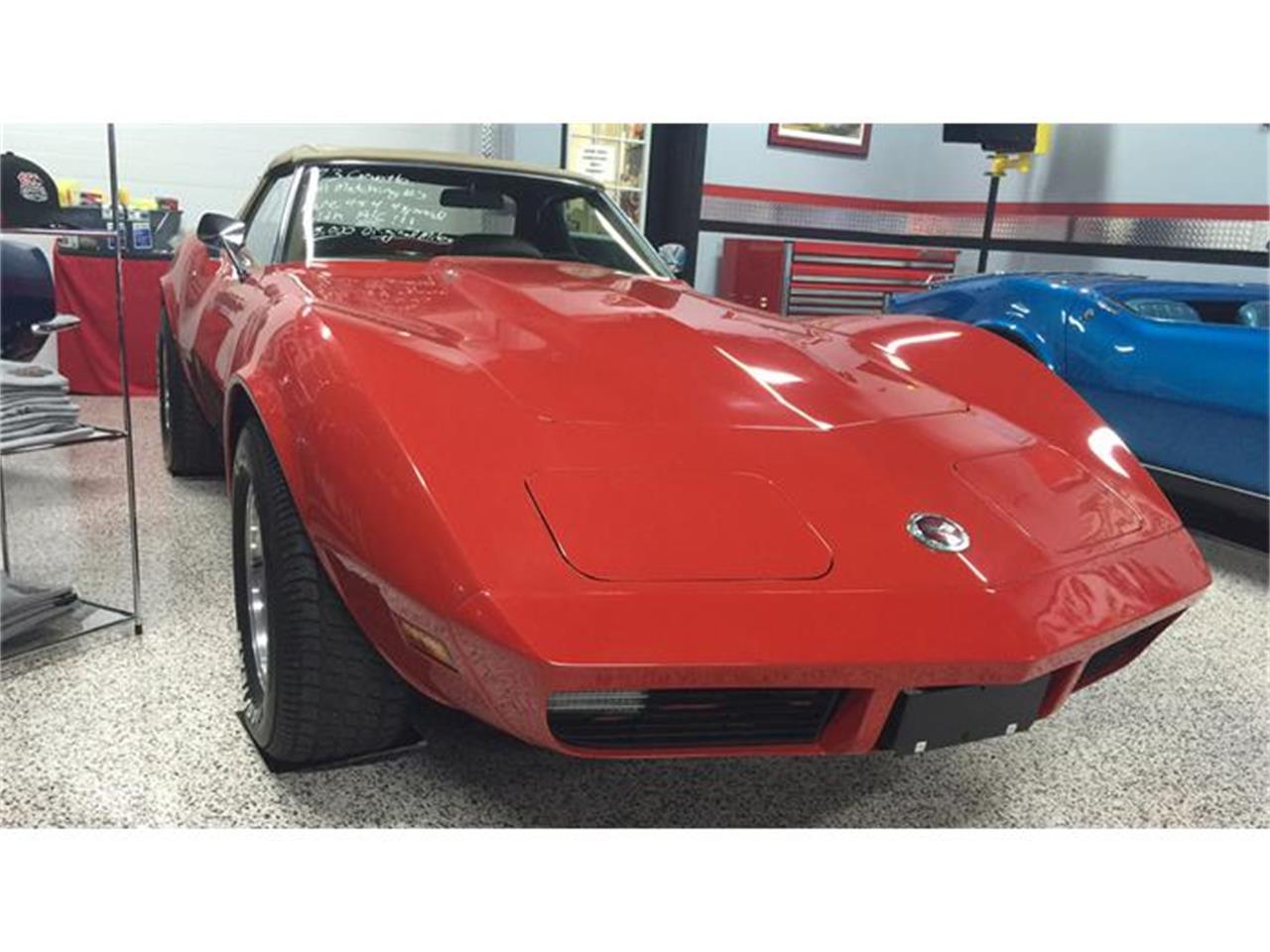Large Picture of '73 Corvette - IGHT