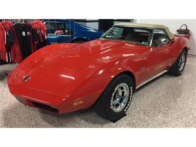 Picture of 1973 Chevrolet Corvette - $32,900.00 Offered by  - IGHT