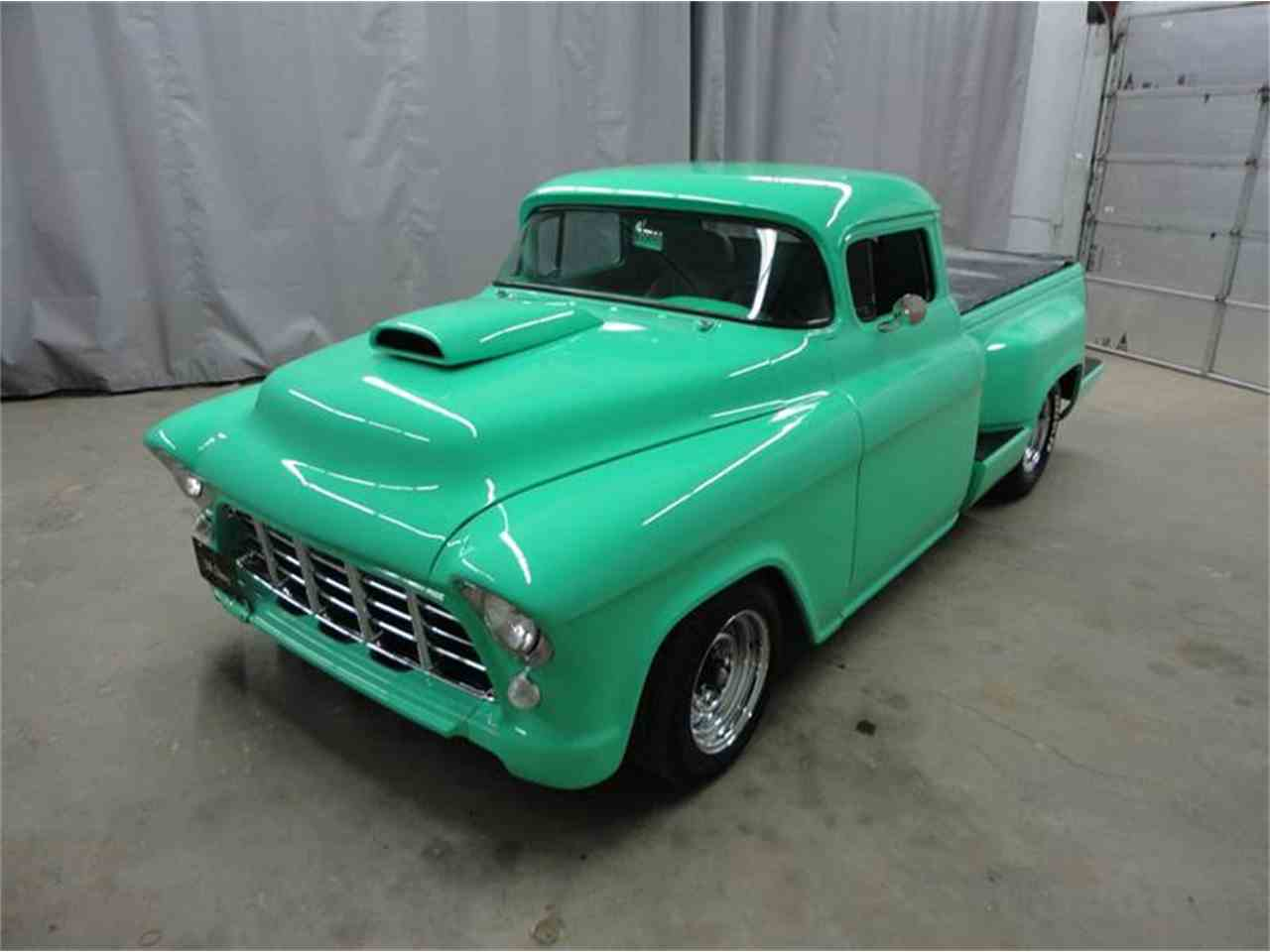 Large Picture of 1958 Chevrolet 3100 Choptop 400cid V8 located in Denver Colorado Offered by Paramount Motors - IGSY