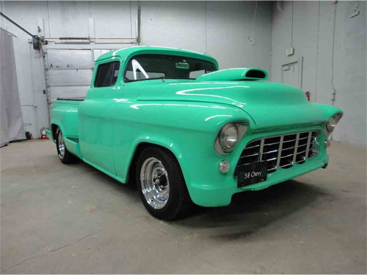 Large Picture of 1958 Chevrolet 3100 Choptop 400cid V8 located in Denver Colorado - IGSY
