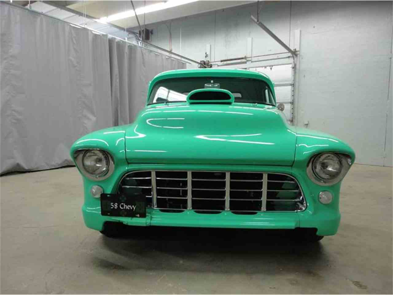 Large Picture of Classic 1958 3100 Choptop 400cid V8 located in Denver Colorado - IGSY