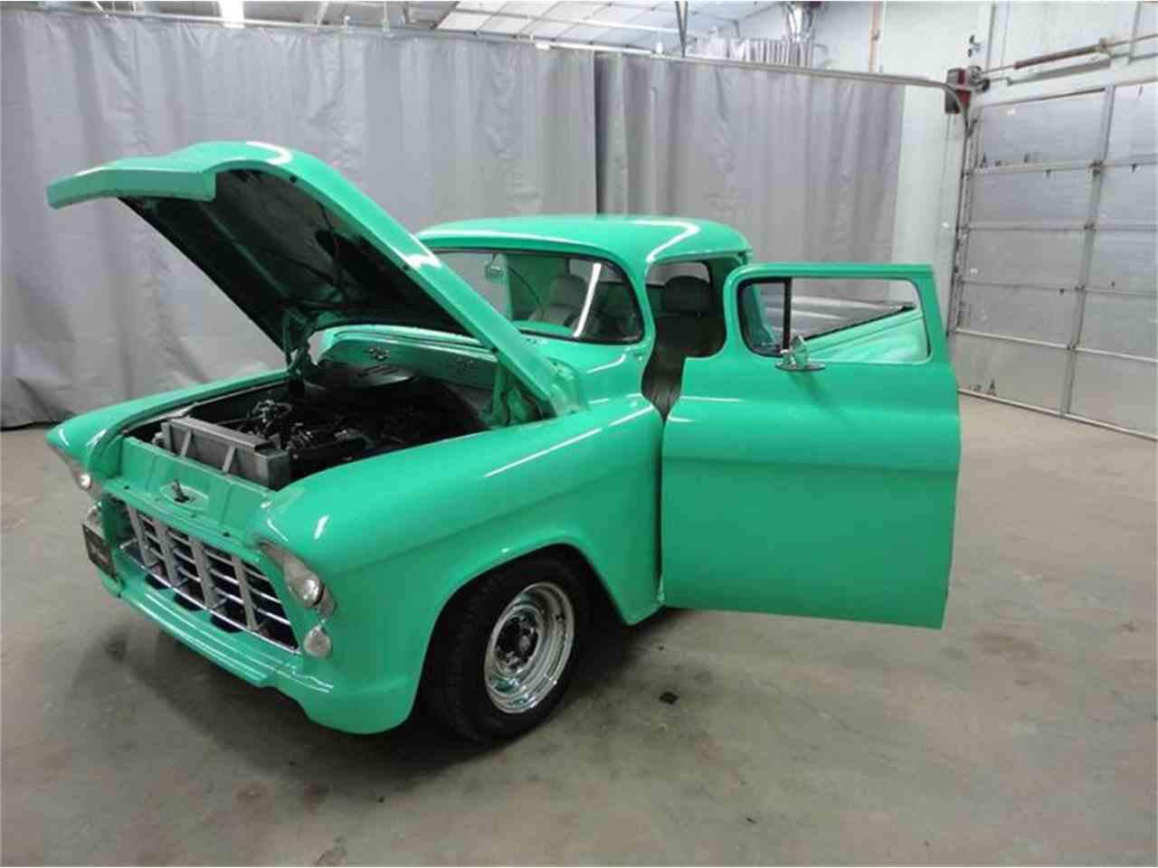 Large Picture of Classic '58 Chevrolet 3100 Choptop 400cid V8 located in Colorado Offered by Paramount Motors - IGSY