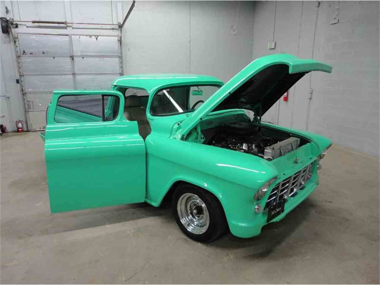Large Picture of Classic 1958 Chevrolet 3100 Choptop 400cid V8 Offered by Paramount Motors - IGSY