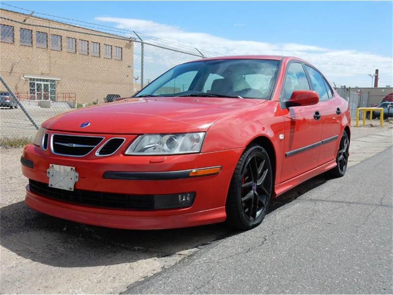 Large Picture Of 03 Saab 9 3 Vector 6 Spd Turbo Igue