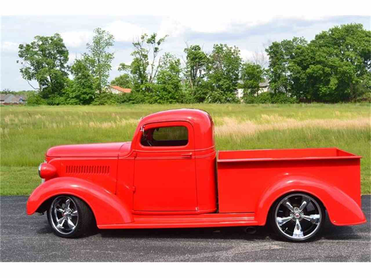 Large Picture of '37 Truck - IGV6