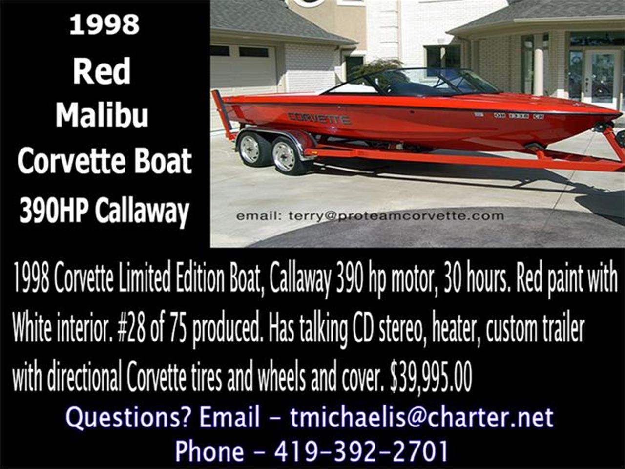 Large Picture of '98 Chevrolet Corvette located in Ohio - IGVA