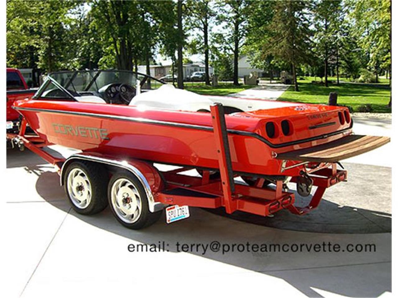 Large Picture of 1998 Chevrolet Corvette located in Napoleon Ohio - IGVA