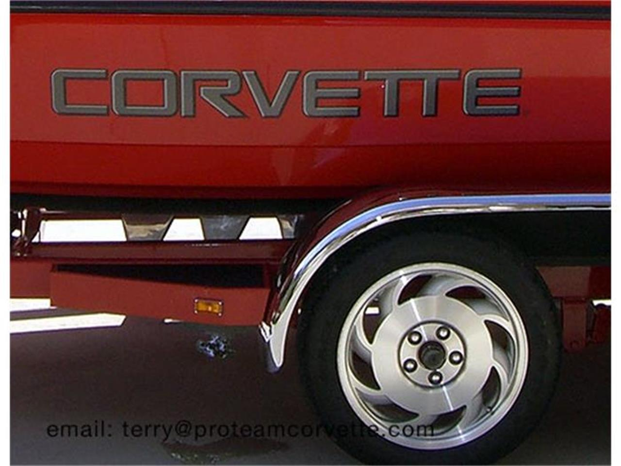 Large Picture of '98 Corvette located in Napoleon Ohio Offered by Proteam Corvette Sales - IGVA