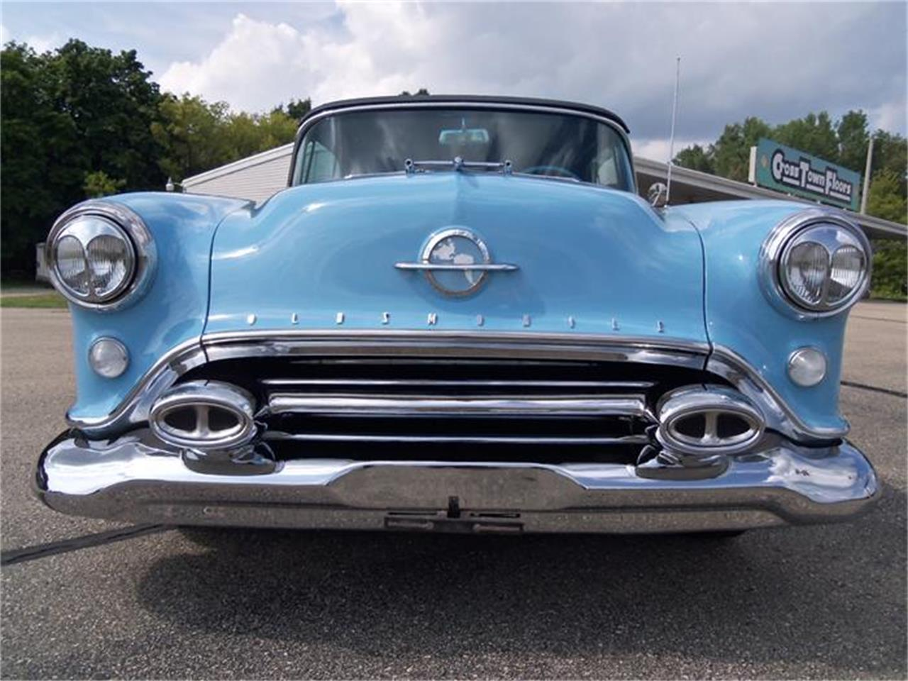 Large Picture of '54 Starfire 98 - IGW0