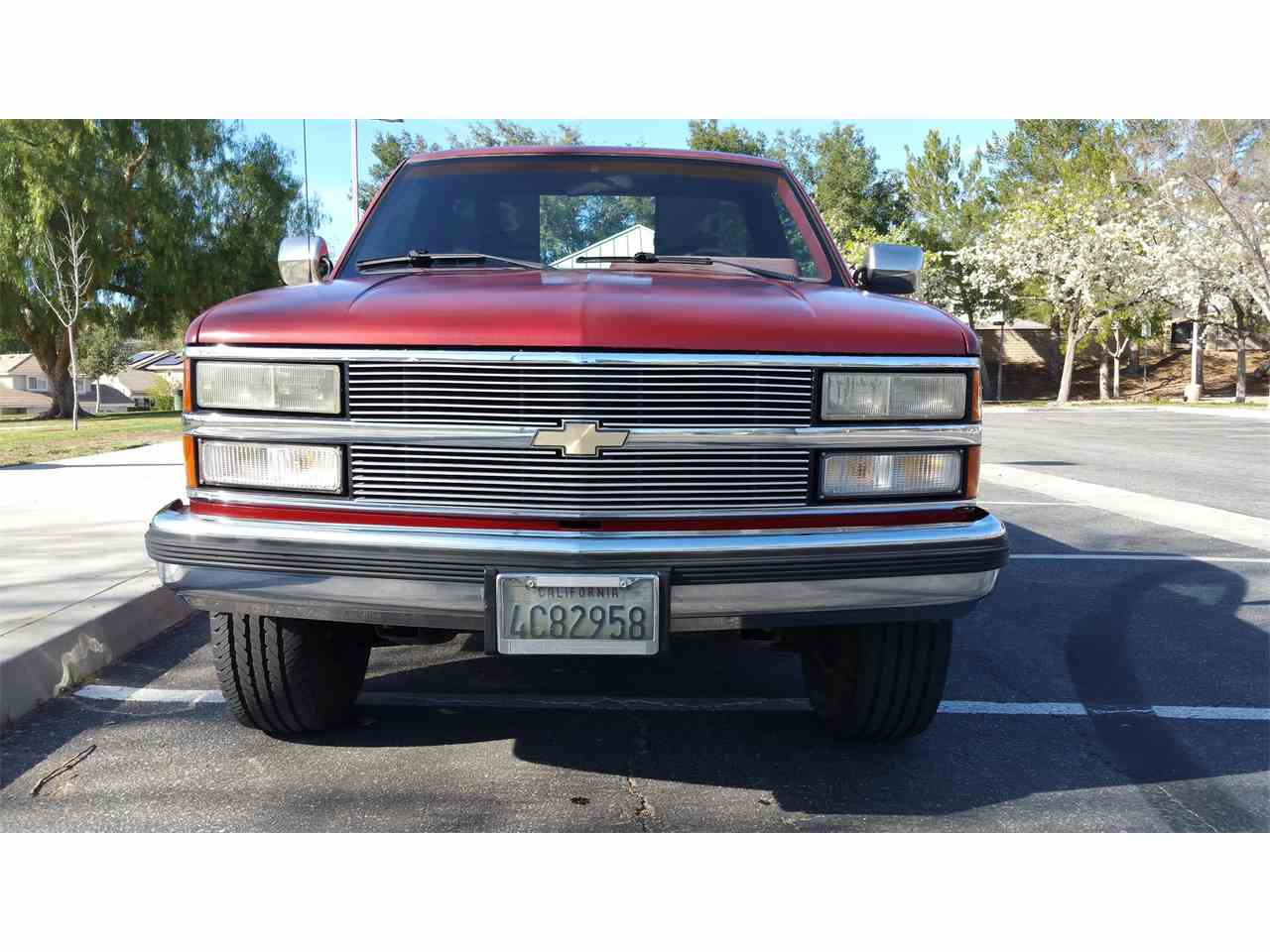 Large Picture of '90 Silverado - IGWI