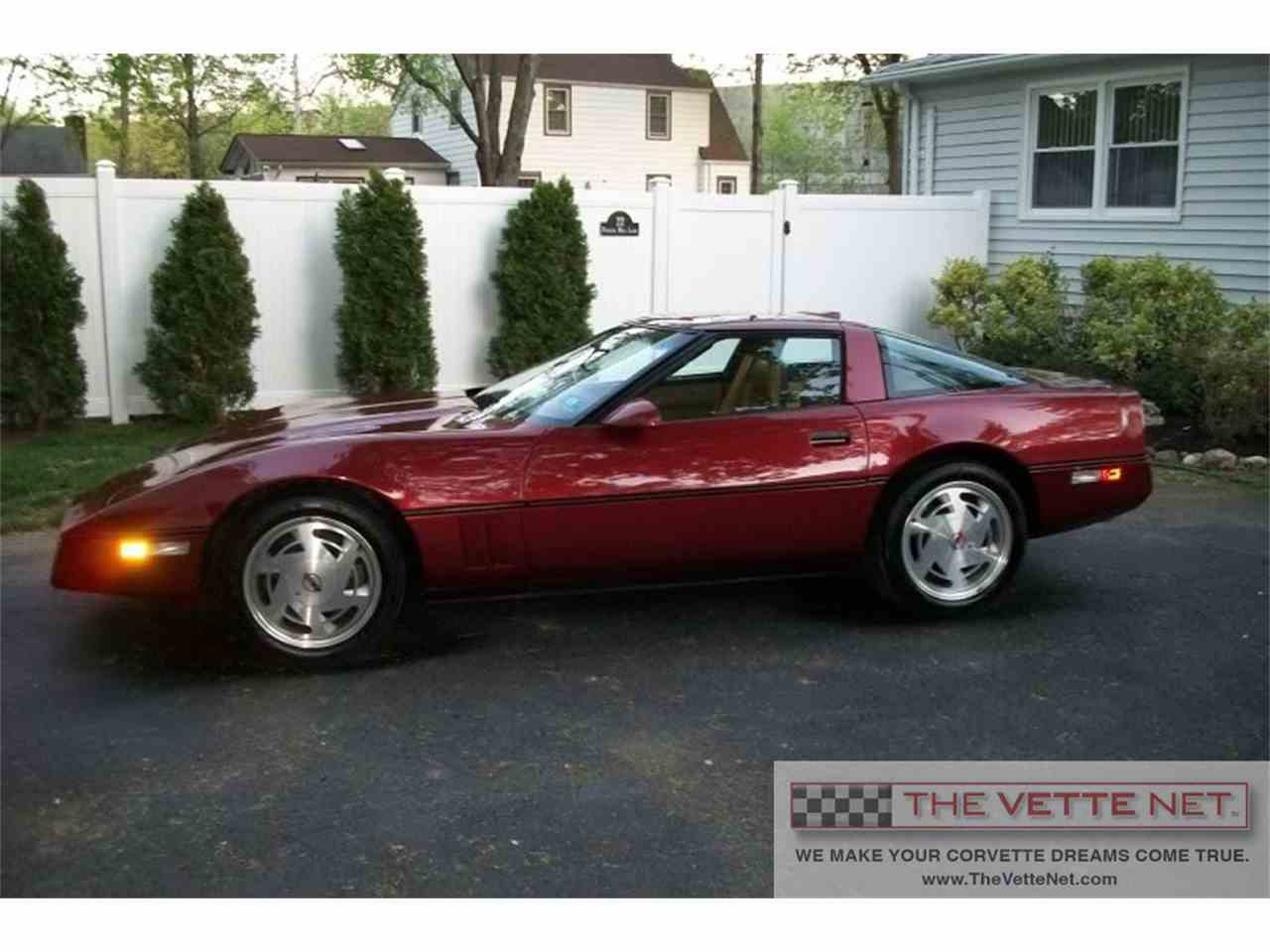 Large Picture of '88 Corvette - IGXA