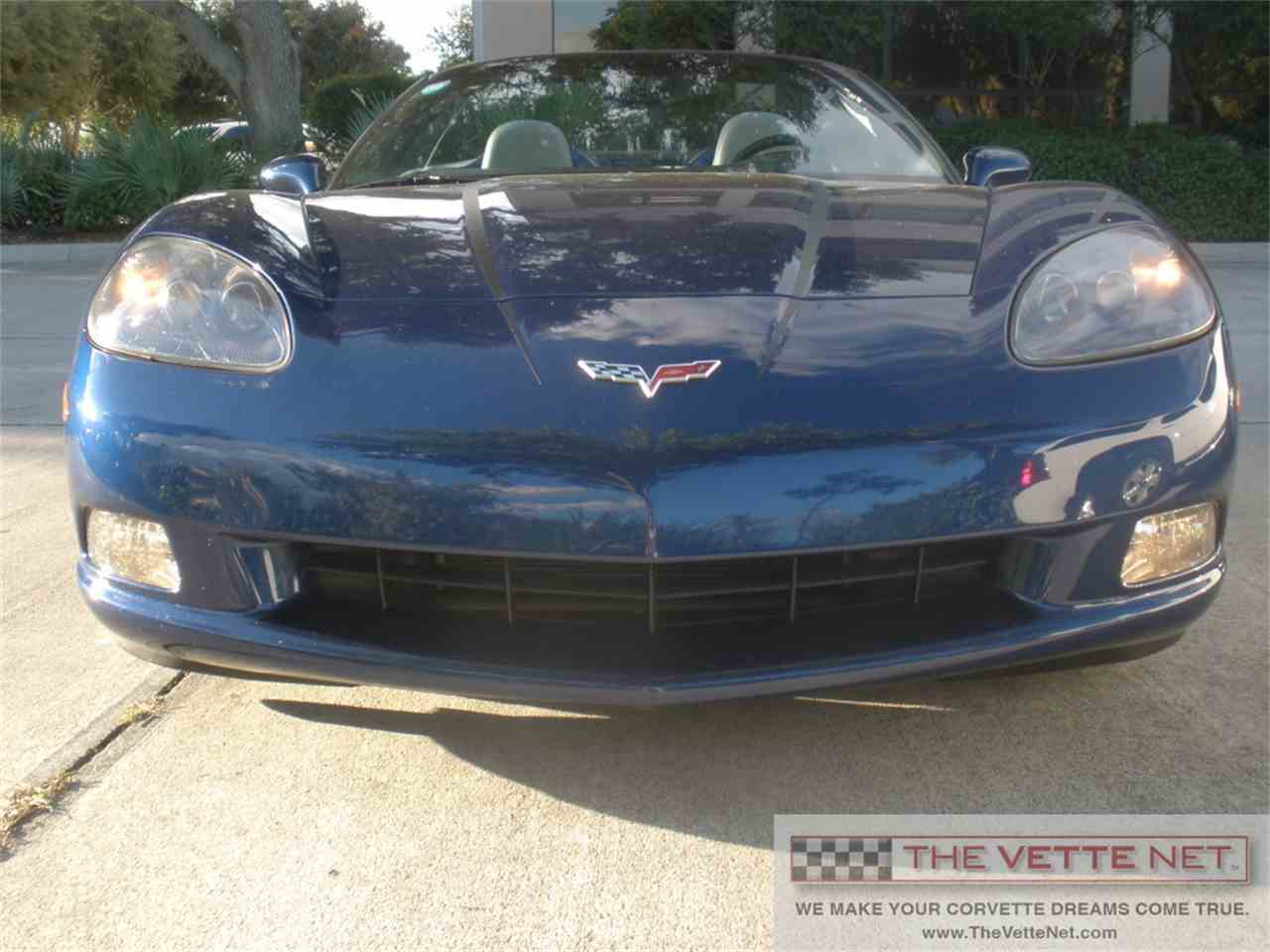 Large Picture of 2006 Corvette located in Florida Offered by The Vette Net - IGXC