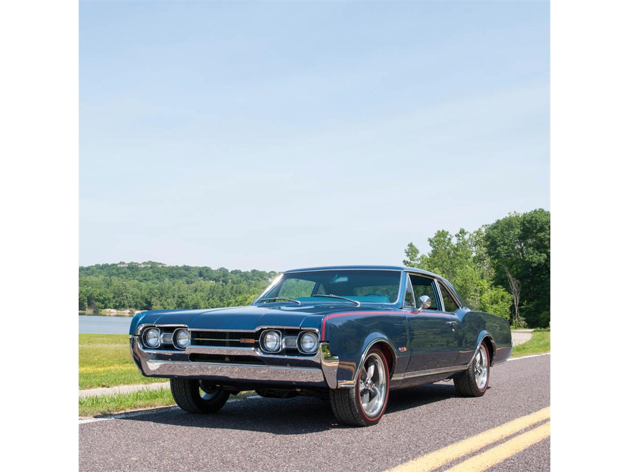 For Sale: 1967 Oldsmobile 442 W-30 in St  Louis, Missouri