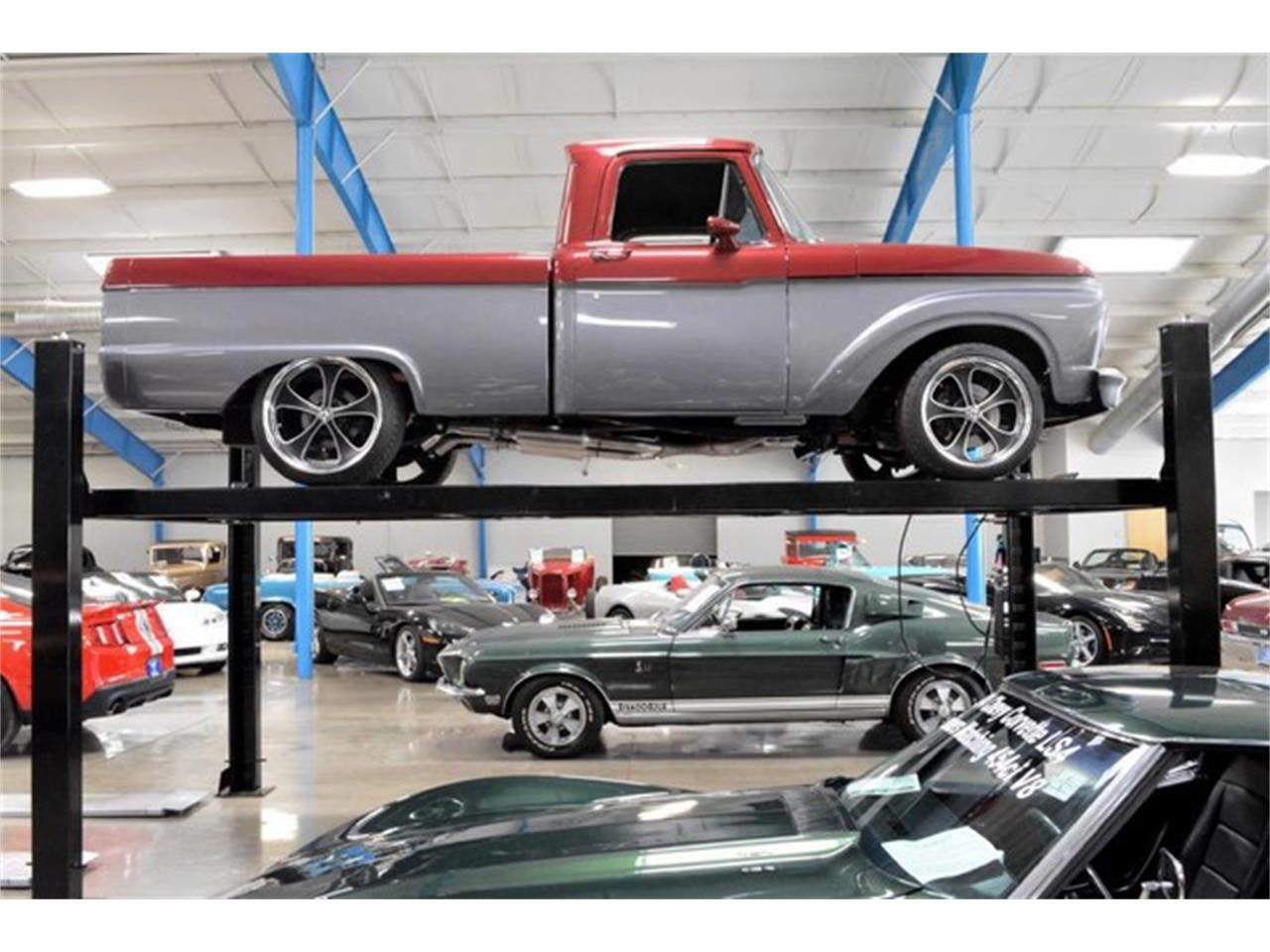 1965 Ford F100 For Sale Classiccars Com