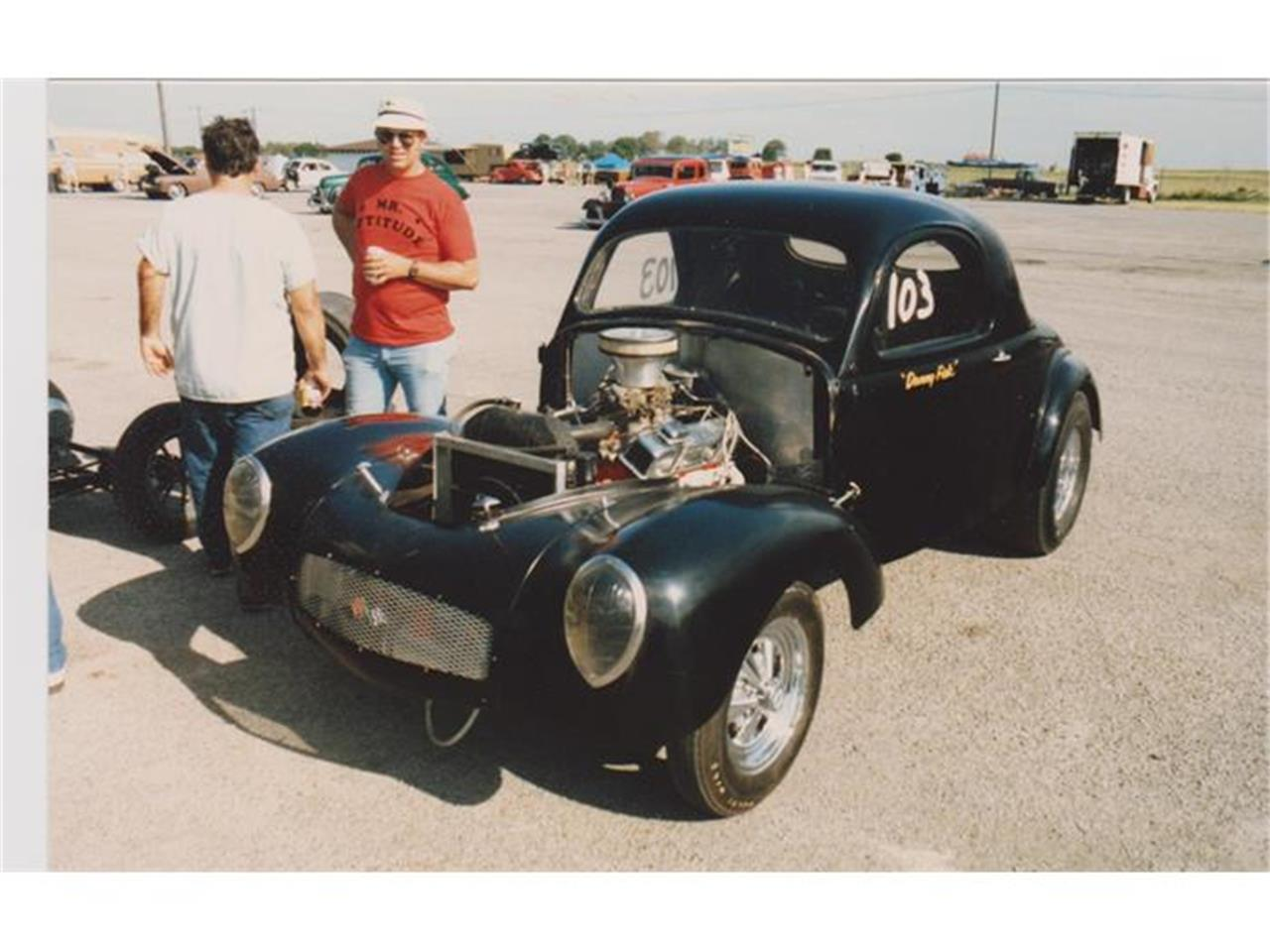 Large Picture of '41 Coupe - IFQP
