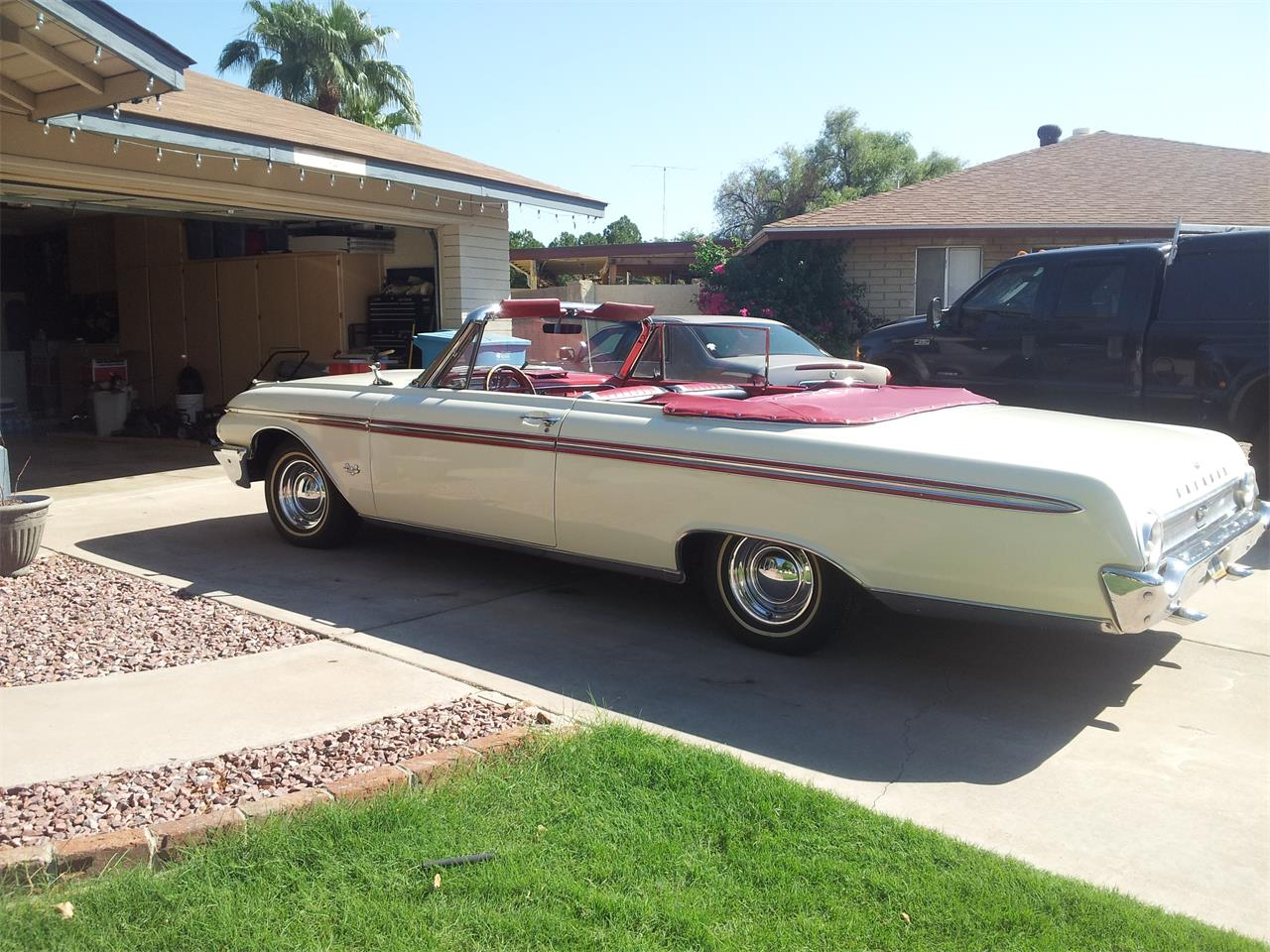 Large Picture of 1962 Galaxie 500 Offered by a Private Seller - IFQU