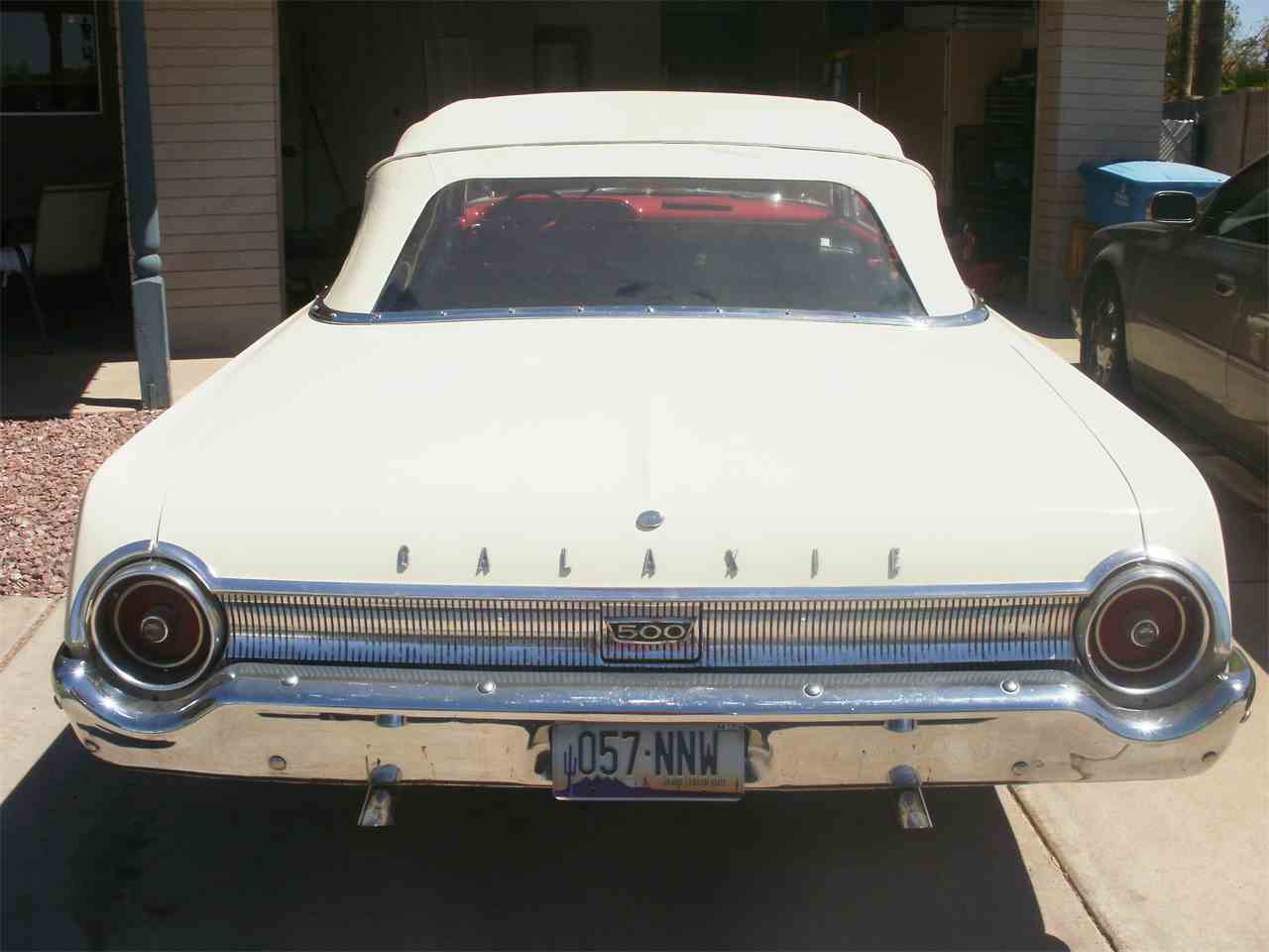 Large Picture of '62 Galaxie 500 - IFQU